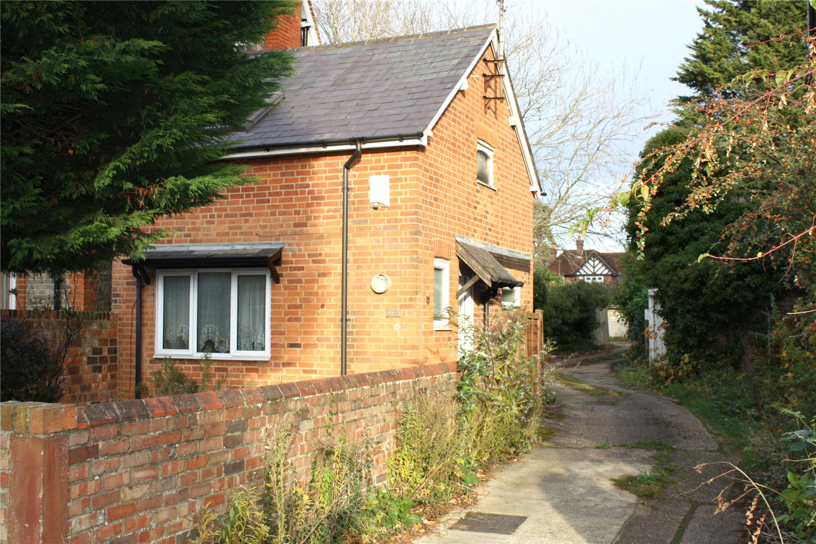 Parkers Earley 1 Bedroom House For Sale In Hamilton Road