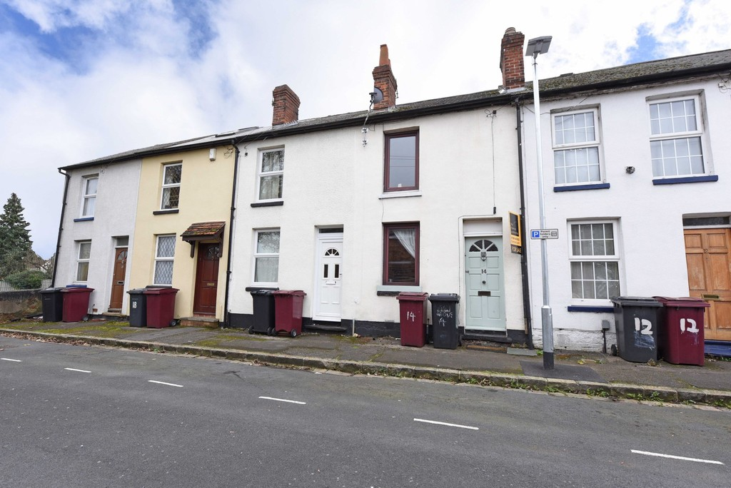 2 Bedrooms Terraced House for sale in Highgrove Terrace, Reading RG1