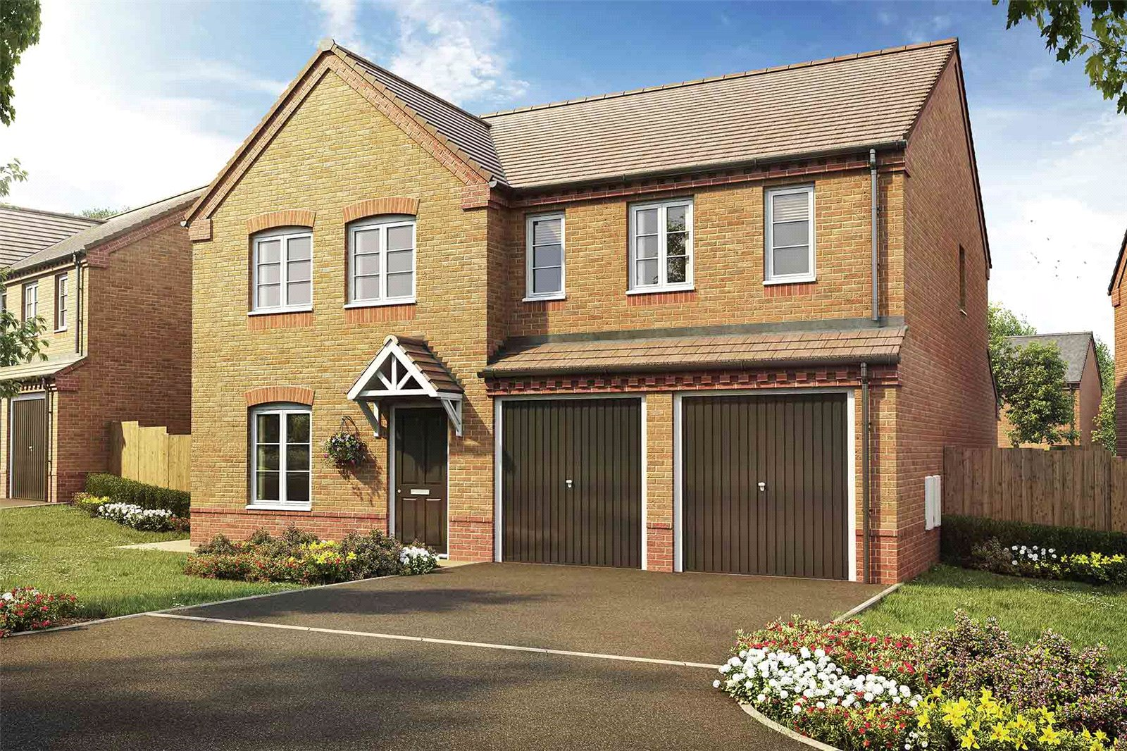 5 Bedrooms Detached House for sale in Powyke View Powick Worcestershire WR2