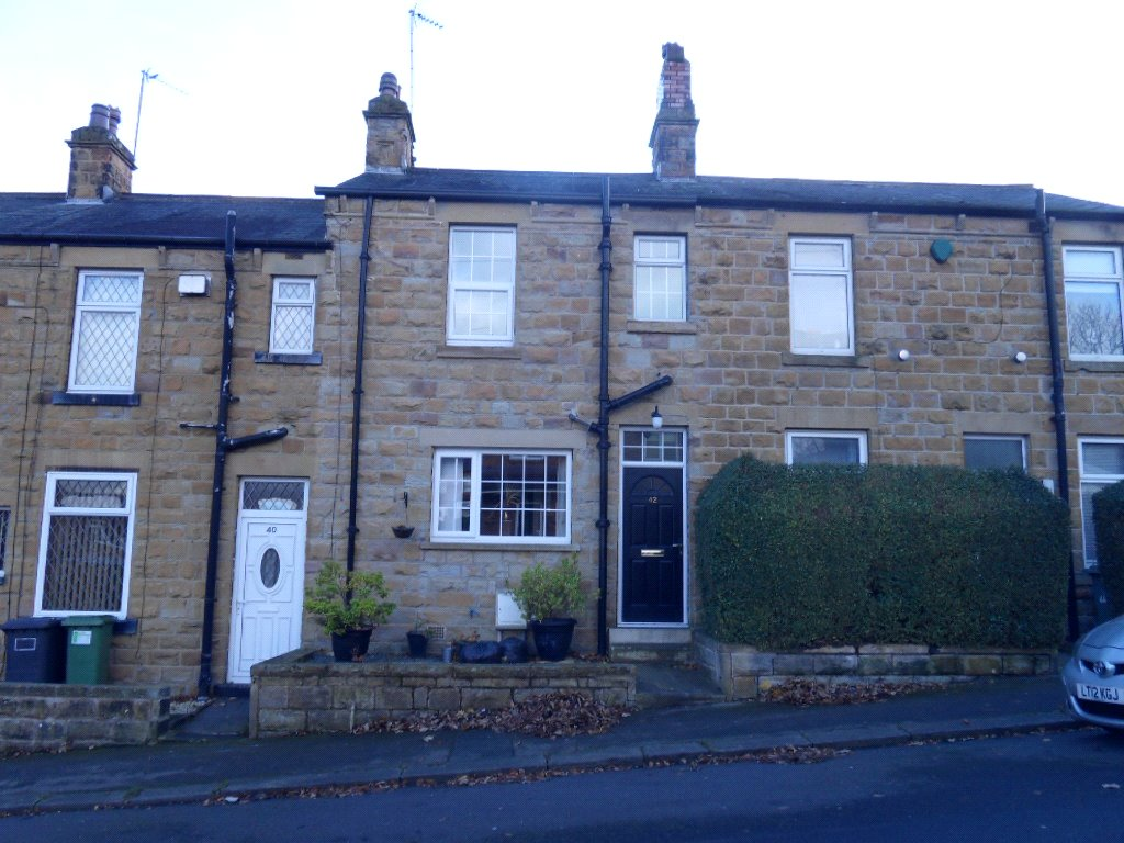 Yorkshire Terrace: Whitegates Dewsbury 2 Bedroom House To Rent In Ruby Street