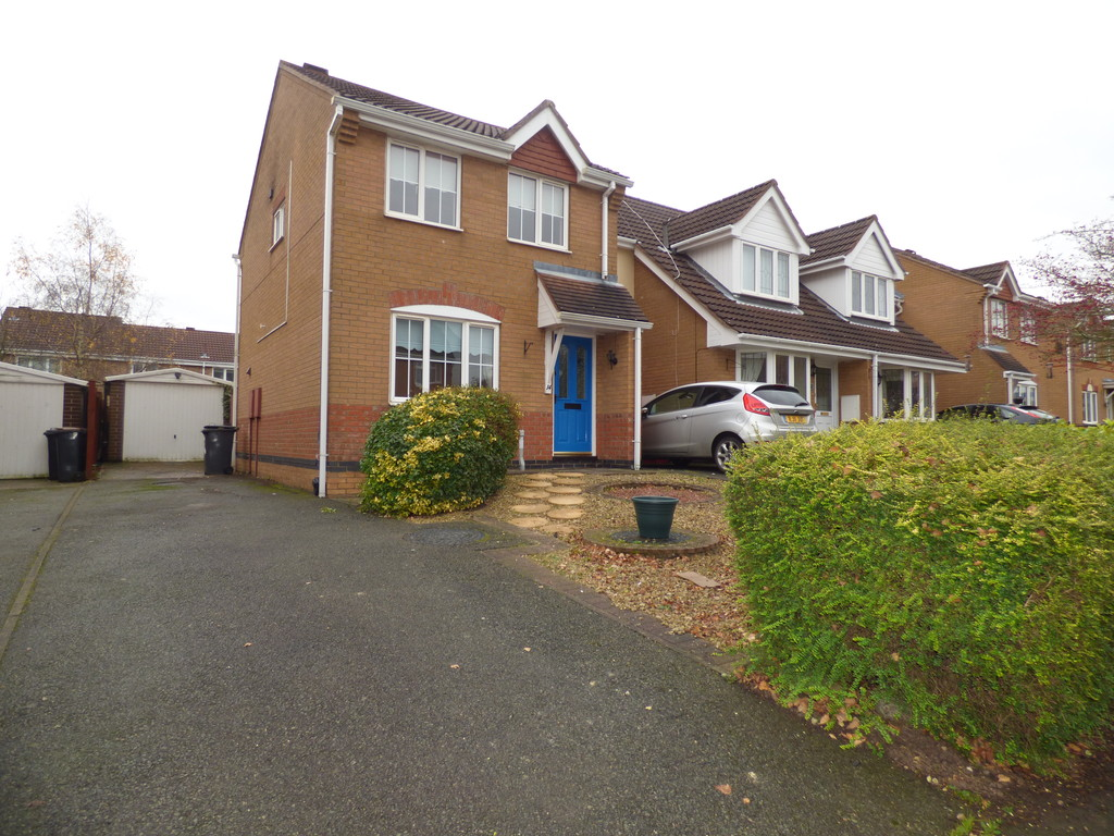 3 Bedrooms Semi Detached House for sale in Channing Way, Ellistown LE67