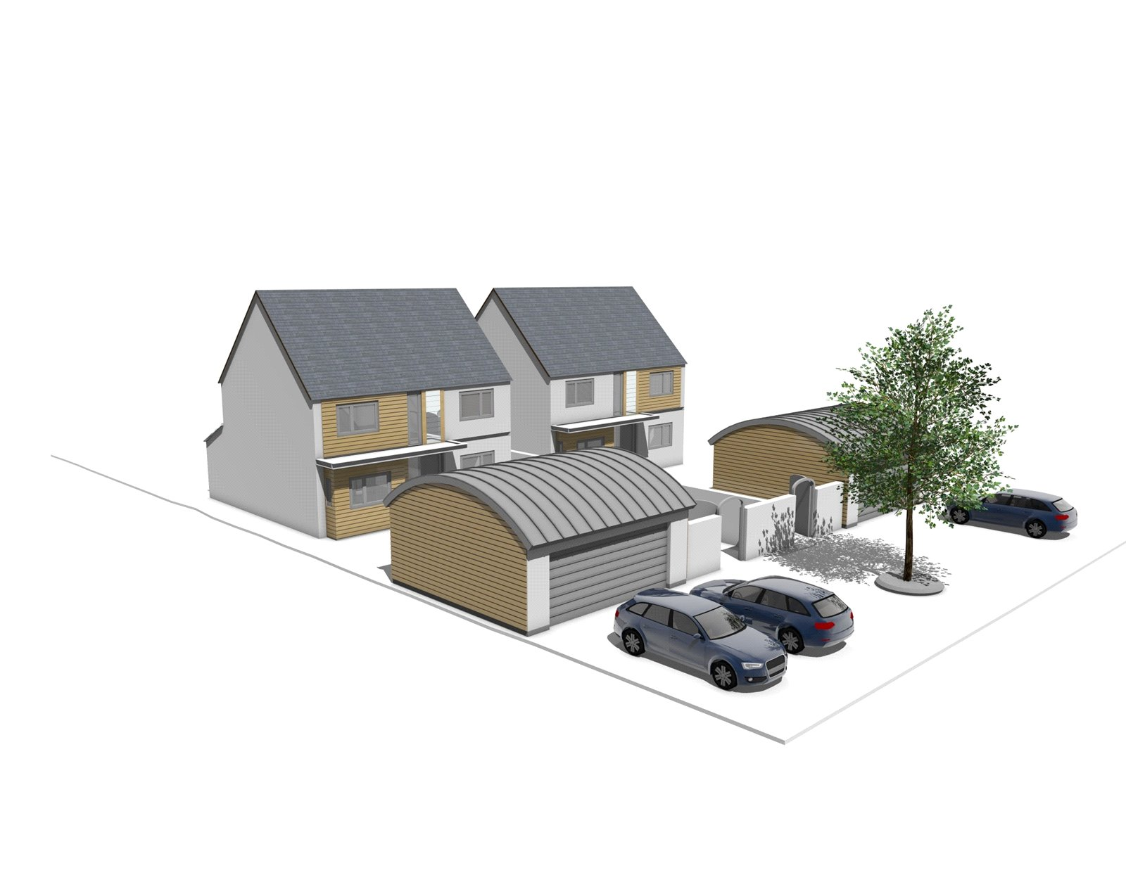 Property for sale in Building Plot, Upper Wick Lane Rushwick Worcestershire WR2