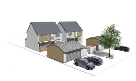 Building Plot, Upper Wick Lane Rushwick Worcestershire WR2 Image 1
