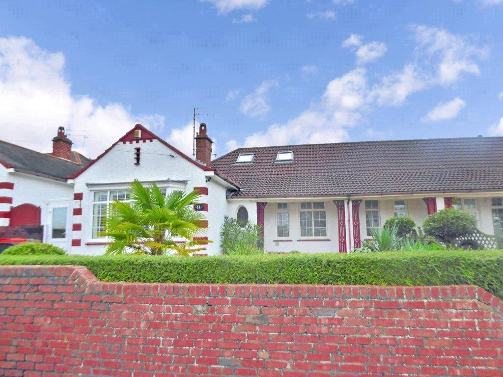 3 Bedrooms Bungalow for sale in Allt Yr Yn Road Newport Newport NP20