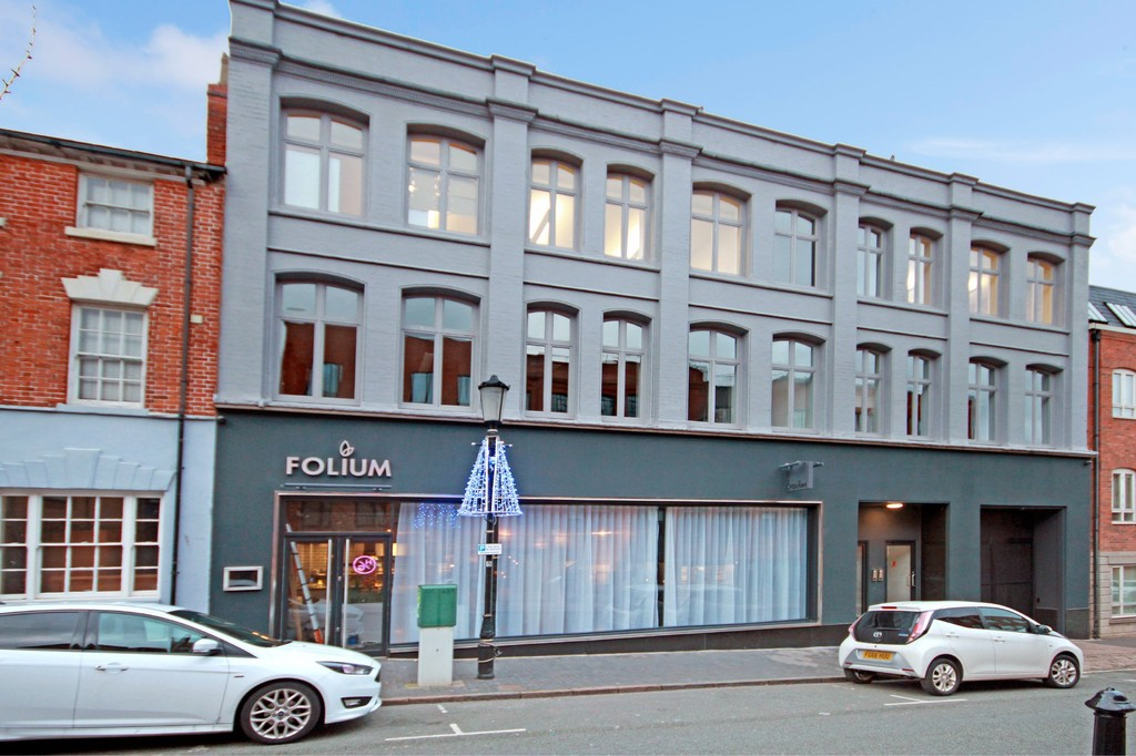 The Folium, Caroline Street, off St Pauls Square, B3 B3