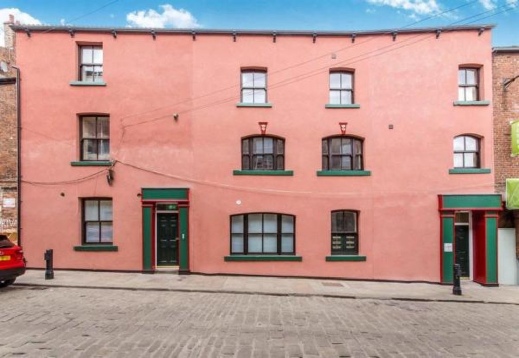 2 Bedrooms Apartment Flat for sale in Bank Street, Wakefield WF1