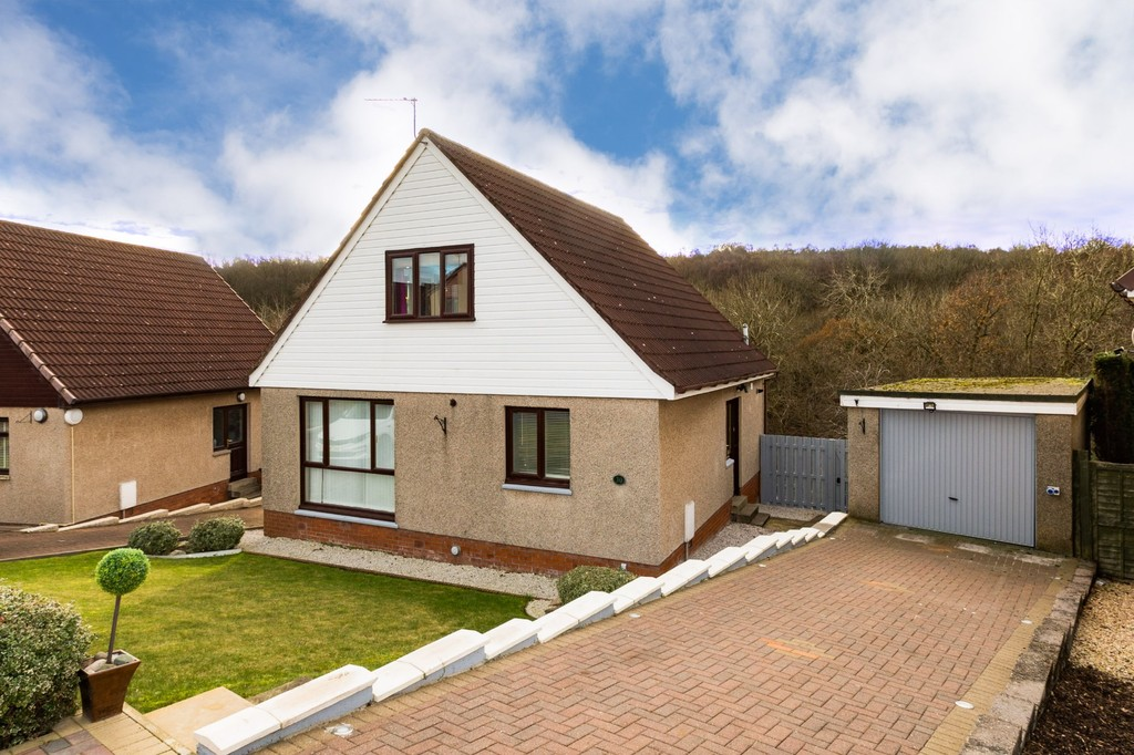 4 Bedrooms Detached House for sale in Bickram Crescent, Comrie KY12