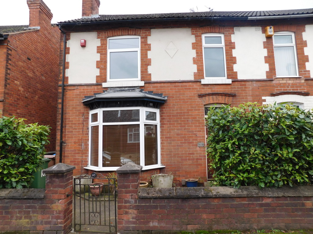 3 Bedrooms Semi Detached House for sale in Westfield Lane, Mansfield NG19