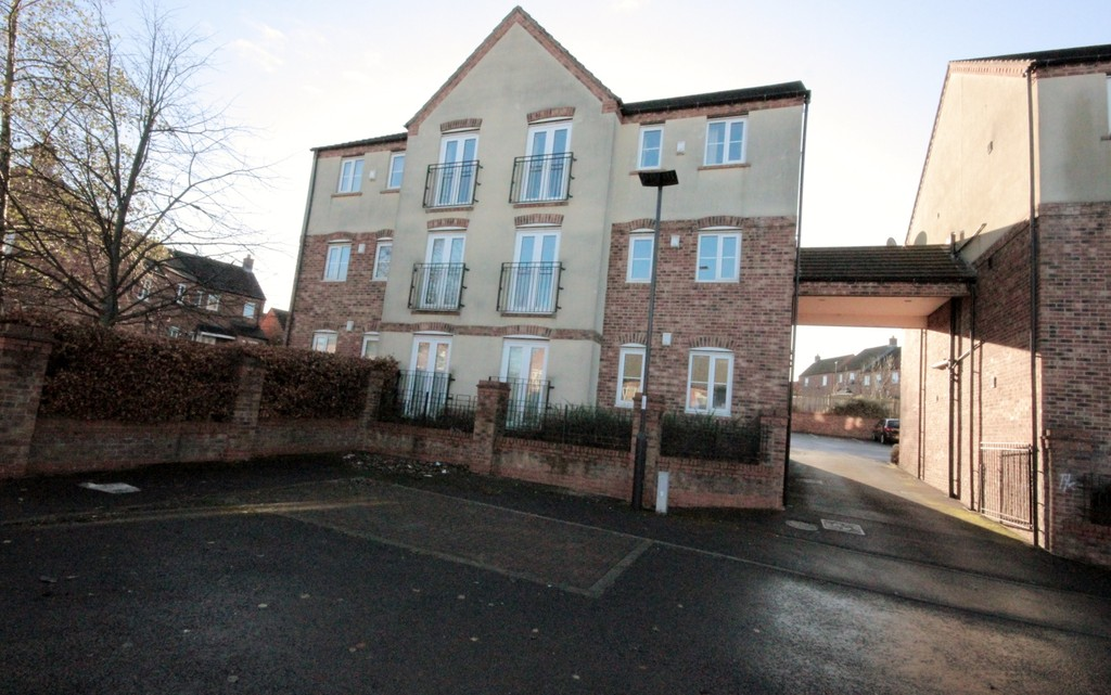 2 Bedrooms Apartment Flat for sale in Fitzhubert Road, Sheffield S2