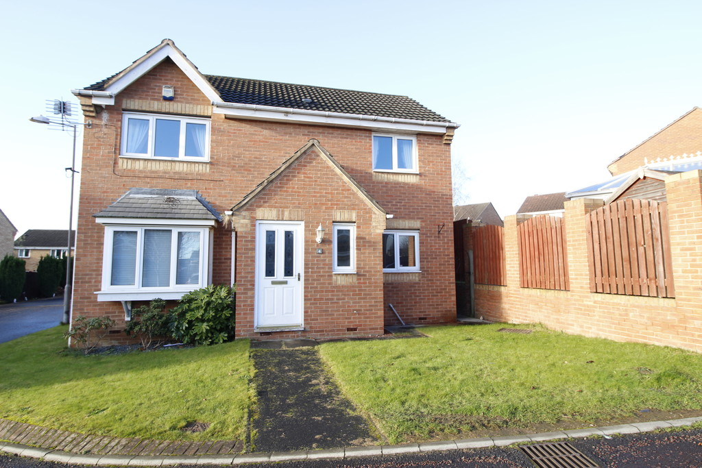 3 Bedrooms Detached House for sale in Hemingway Close, Castleford, WF10 WF10