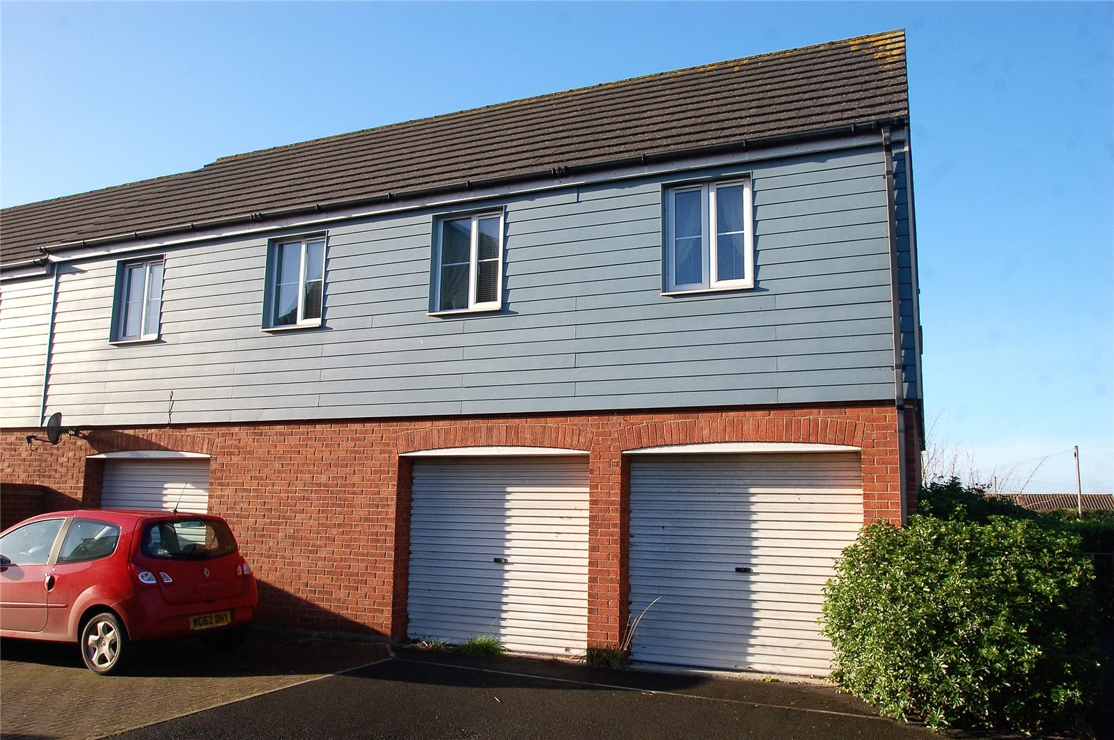 2 Bedrooms Flat for sale in Standish Street Bridgwater Somerset TA6