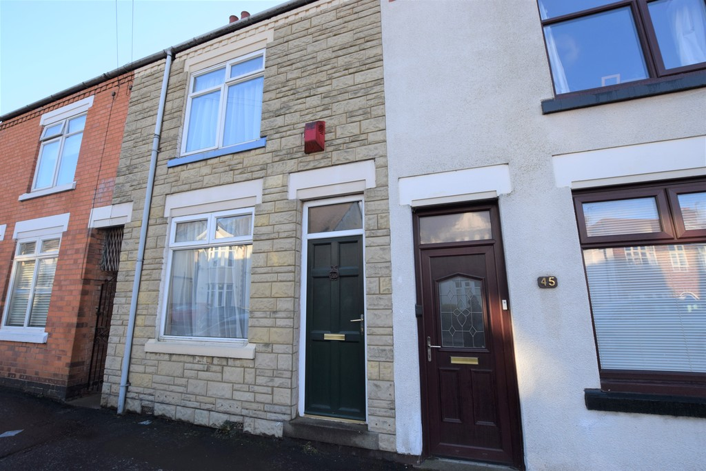 2 Bedrooms Terraced House for sale in Edward Street, Hinckley LE10
