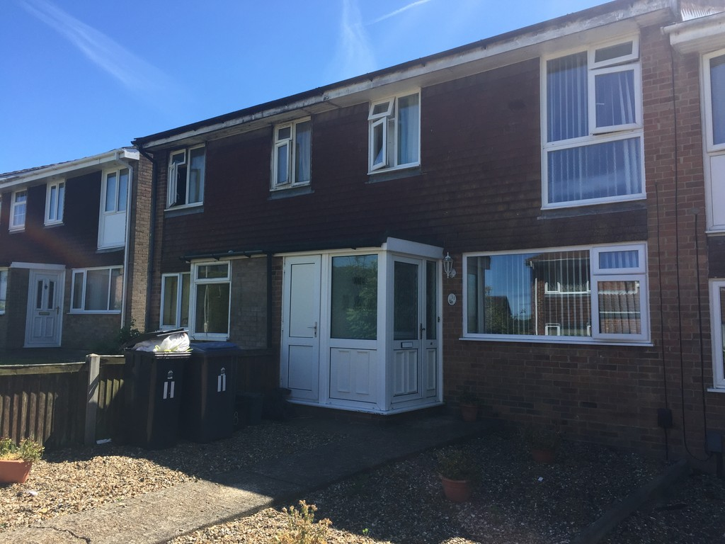 3 Bedrooms Terraced House for rent in Witley Walk, Whitfield CT16