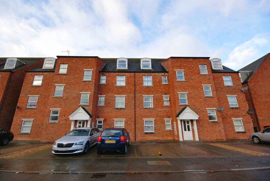 2 Bedrooms Apartment Flat for sale in Fairfax Street, Lincoln LN5