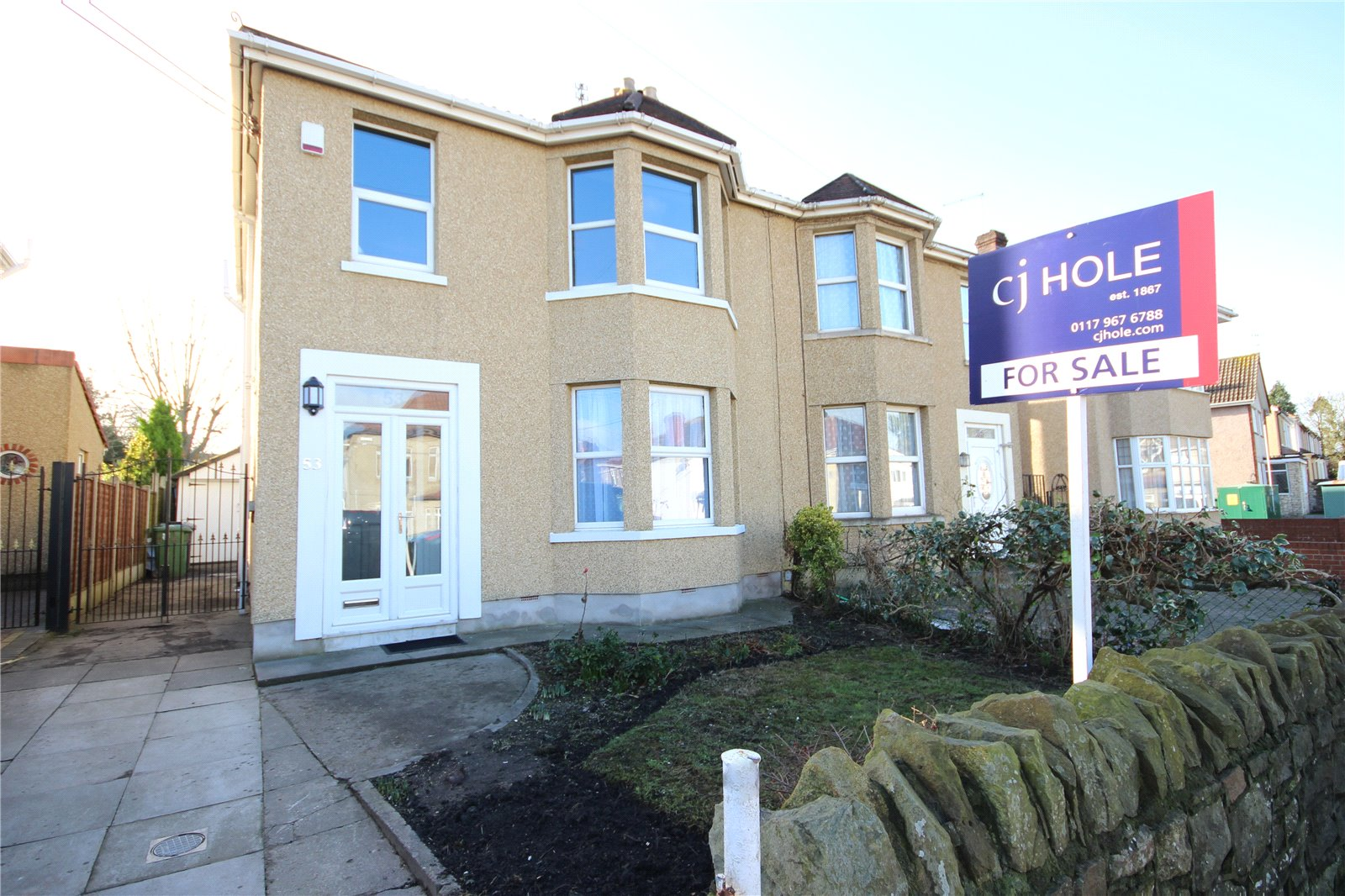Cj Hole Kingswood 3 Bedroom House For Sale In Pool Road Kingswood Bristol Bs15 Cj Hole