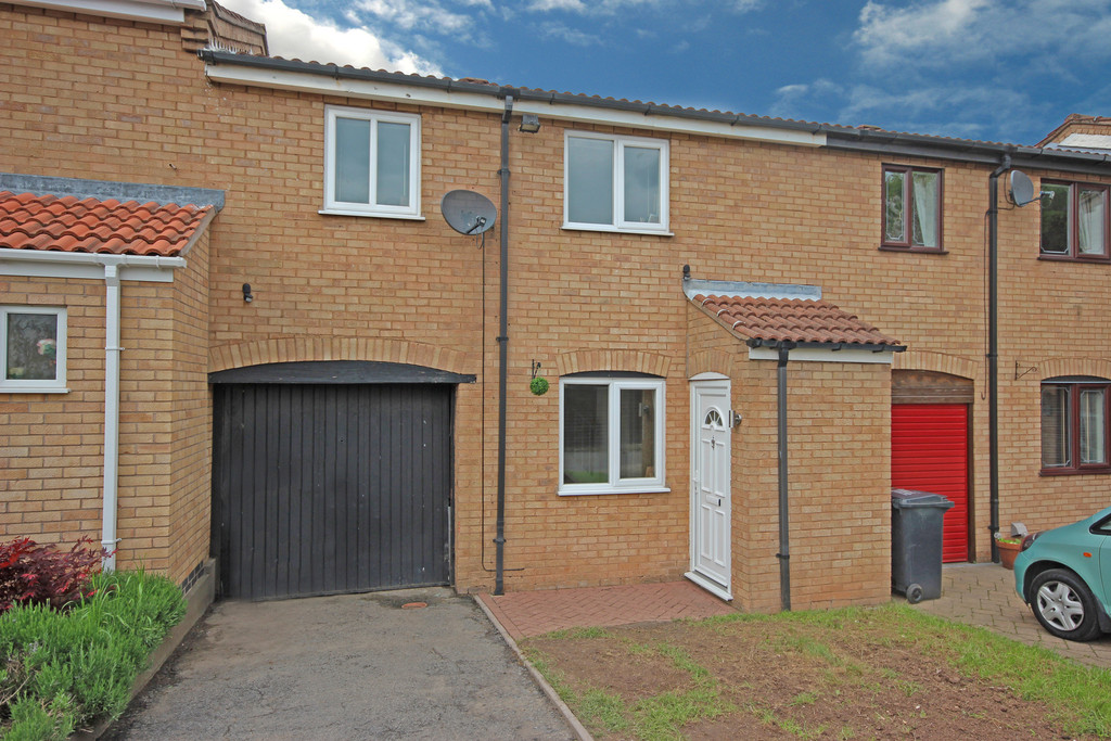 2 Bedrooms Terraced House for sale in Chiltern Avenue, Shepshed, Loughborough LE12