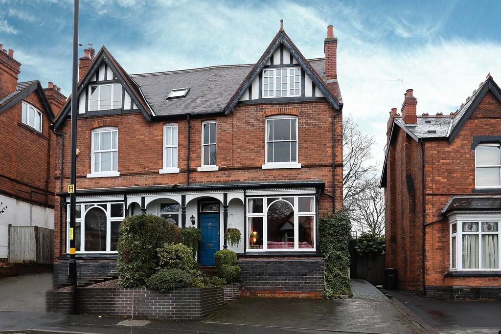 5 Bedrooms Semi Detached House for sale in Upper Holland Road, Sutton Coldfield B72