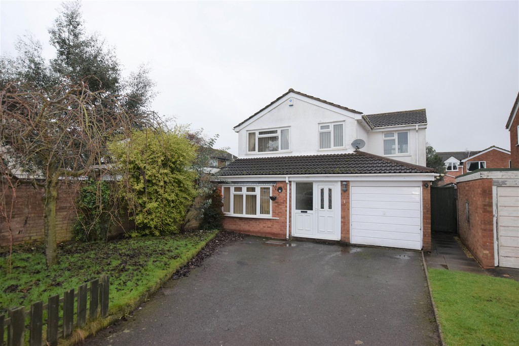 4 Bedrooms Detached House for sale in Kirkby Road, Desford LE9