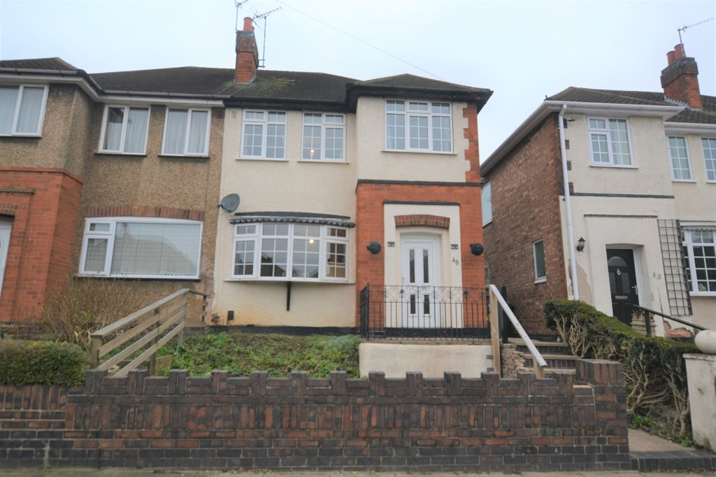 3 Bedrooms Semi Detached House for sale in Stadium Estate, Leicester LE4