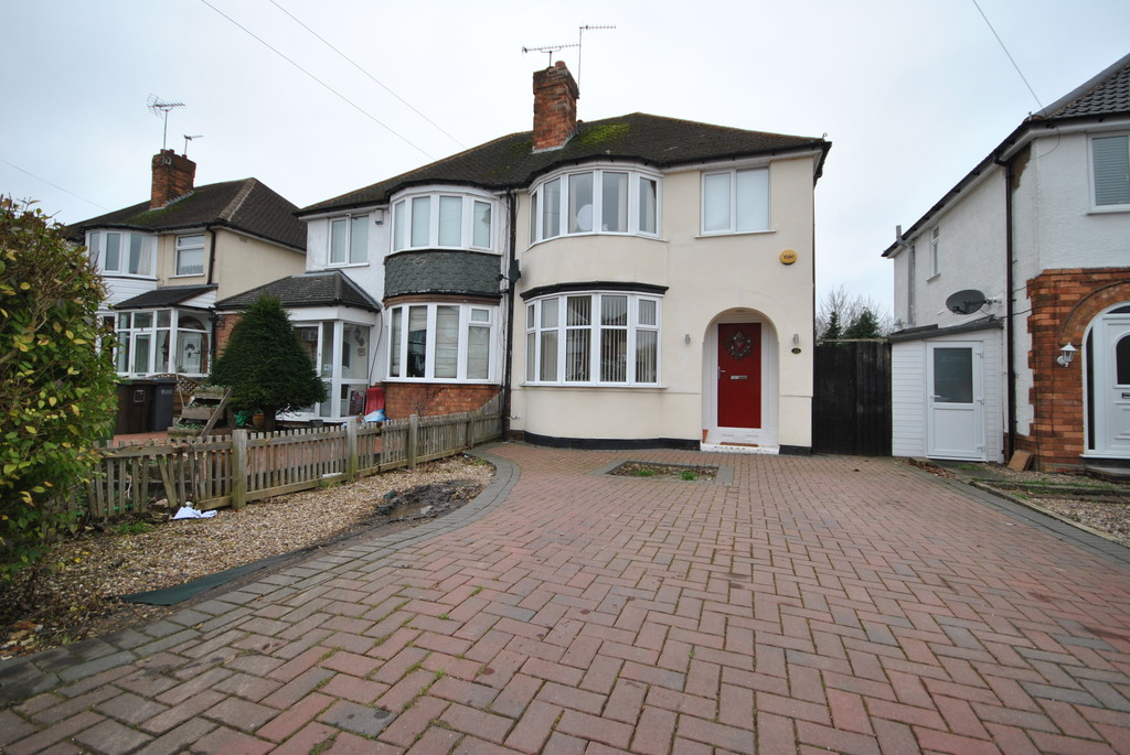 3 Bedrooms Semi Detached House for sale in Dunnard Road, Shirley B90