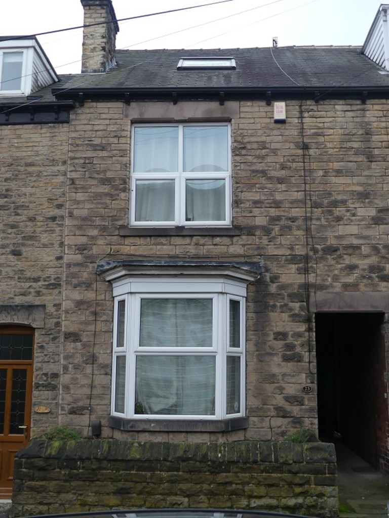 3 Bedrooms Terraced House for sale in Harrison Road, Sheffield S6