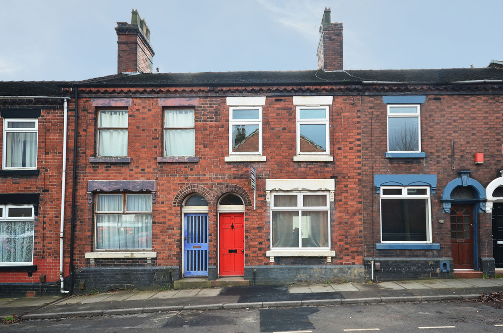 Martin Amp Co Stoke On Trent 3 Bedroom Terraced House For Sale In Jenkins Street Burslem Stoke