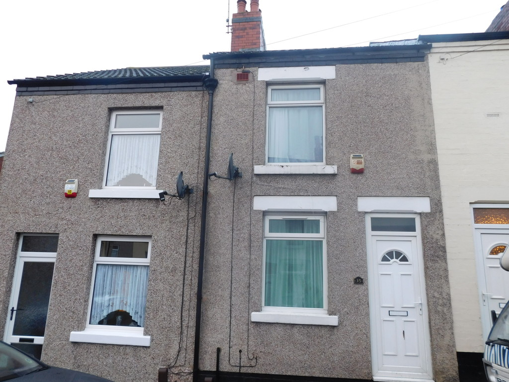 2 Bedrooms Terraced House for sale in Park Street Mansfield Woodhouse NG19