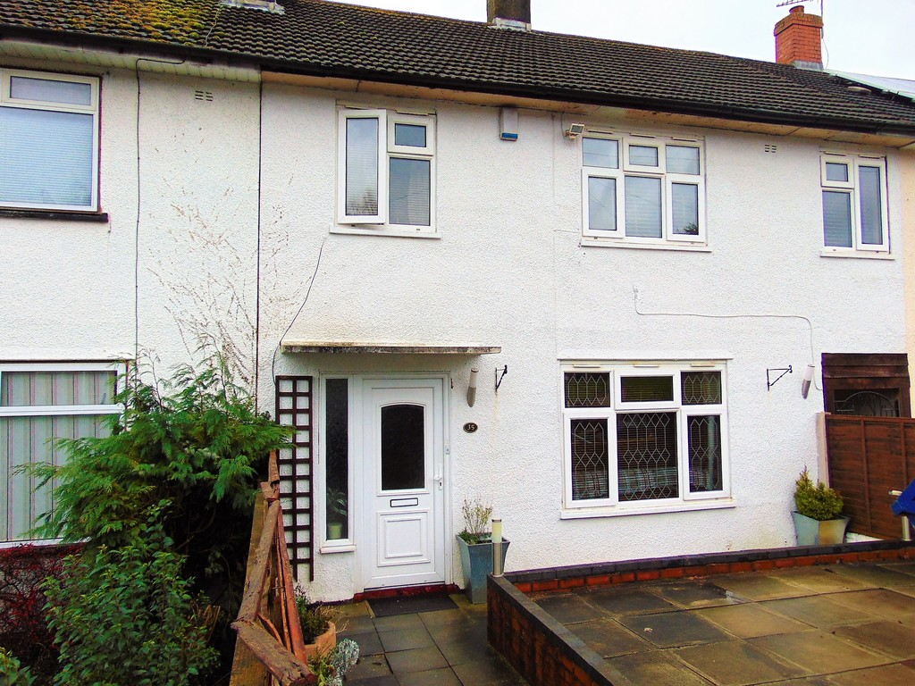 4 Bedrooms Terraced House for sale in Houldey Road, Northfield B31