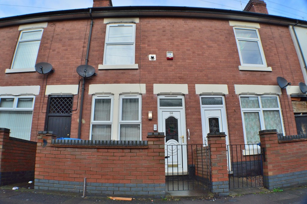 3 Bedrooms Terraced House for sale in Violet Street, Derby DE23
