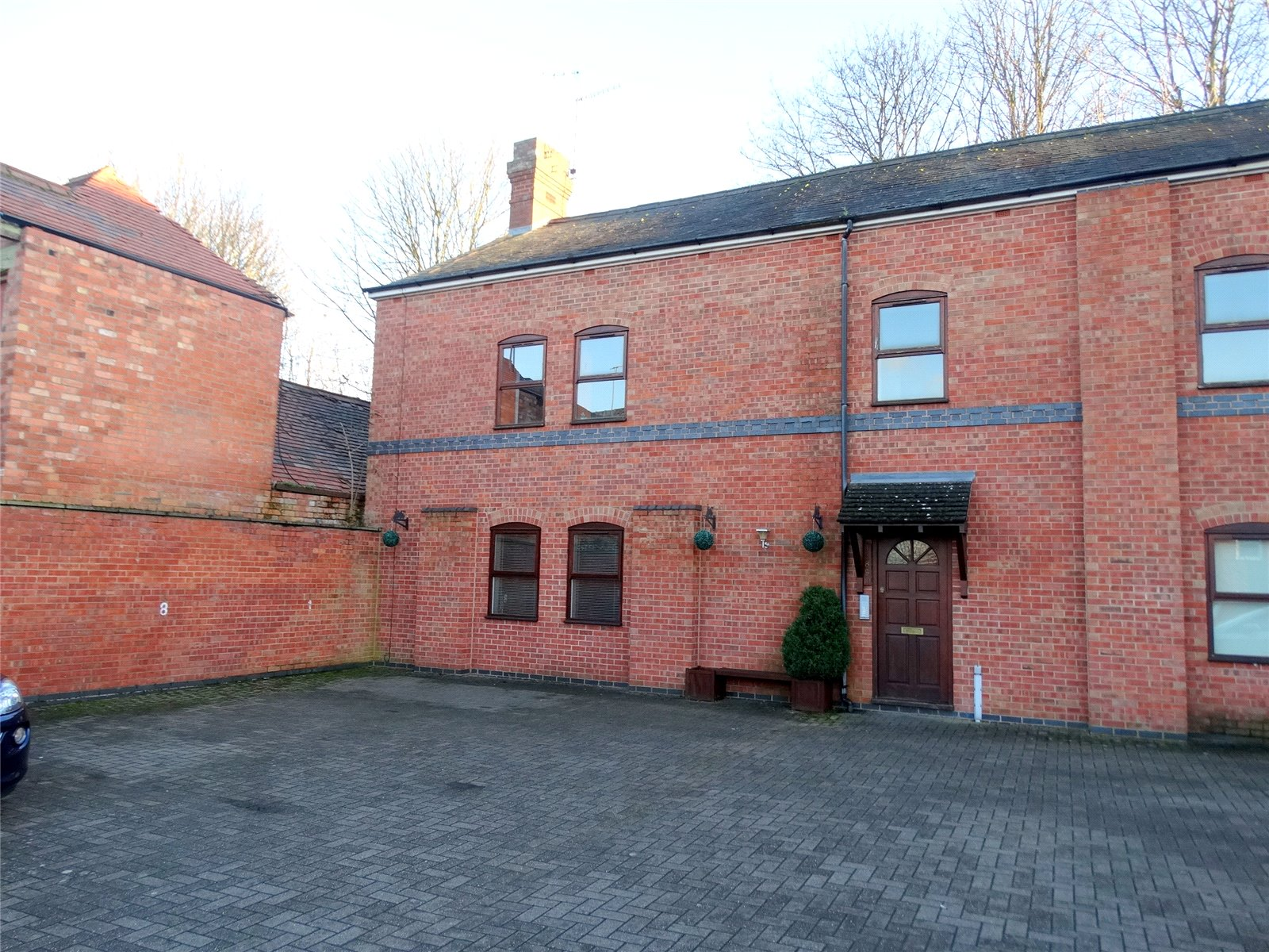 1 Bedroom Flat for sale in Arboretum Mews Worcester Worcestershire WR1