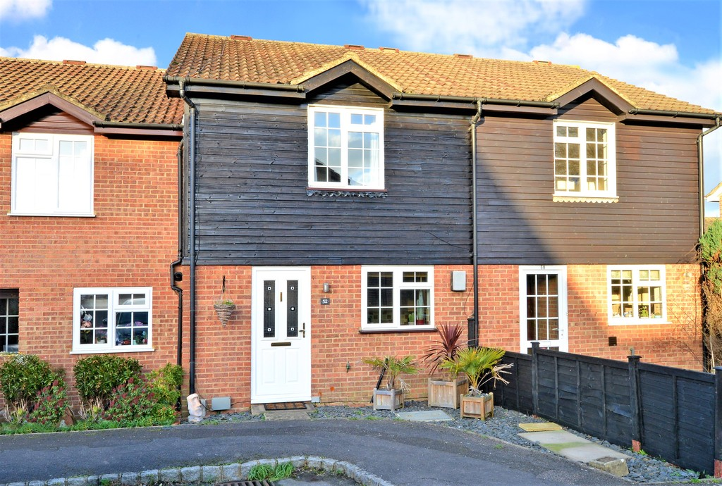 2 Bedrooms Terraced House for sale in Greenhill Gardens, Guildford GU4