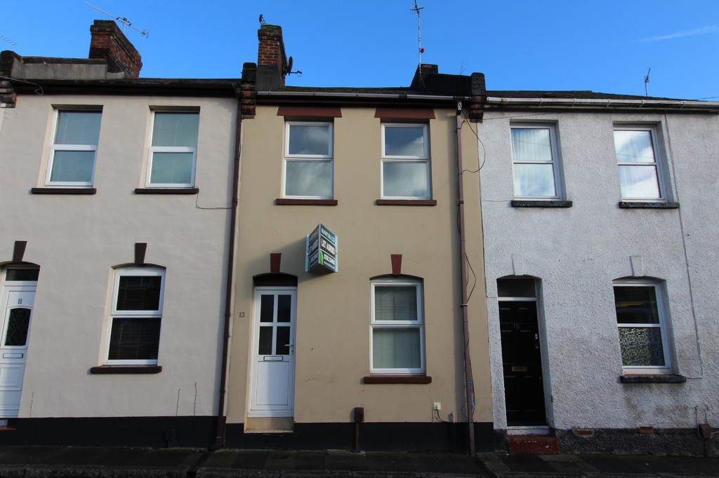2 Bedrooms Terraced House for sale in Wonford Street, Wonford EX2