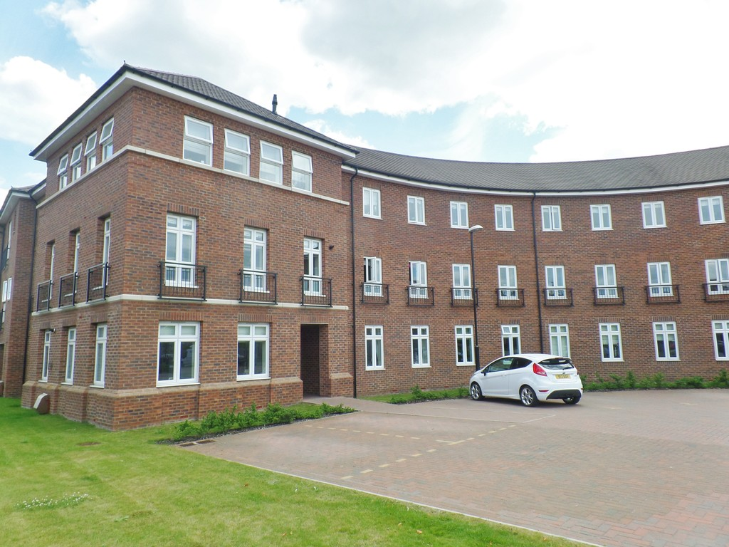 2 Bedrooms Apartment Flat for sale in Rochester Way, Shortstown MK42