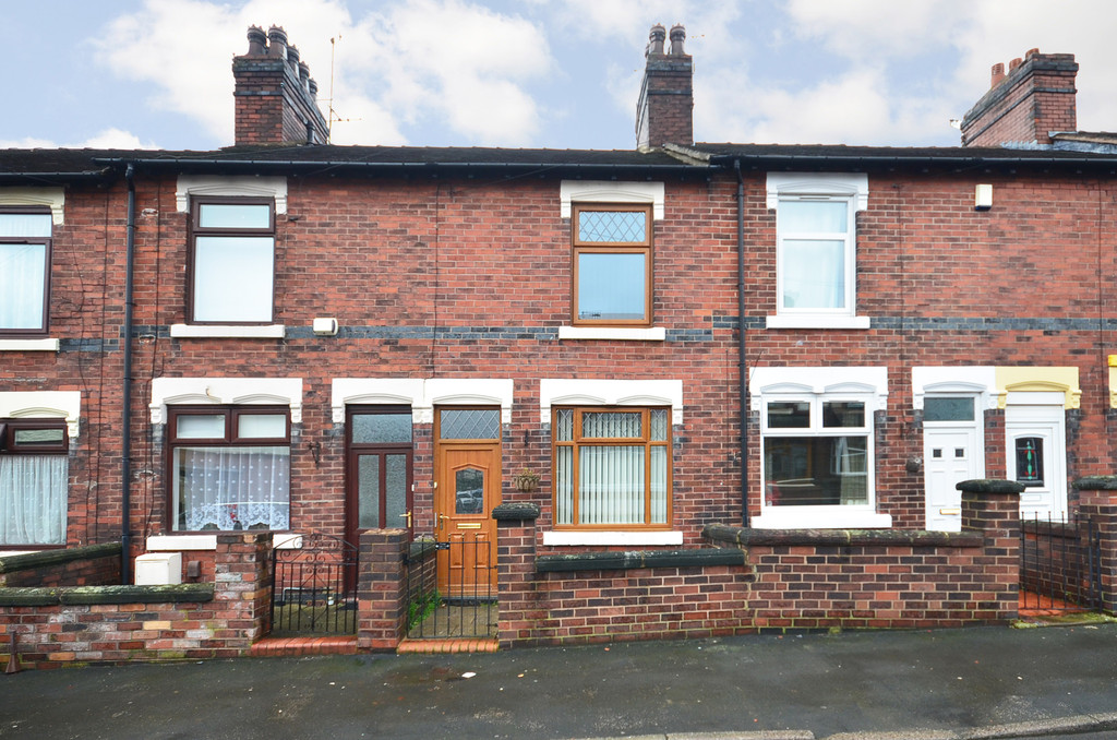 2 Bedrooms Terraced House for sale in Chorlton Road, Birches Head, Stoke-on-Trent ST1