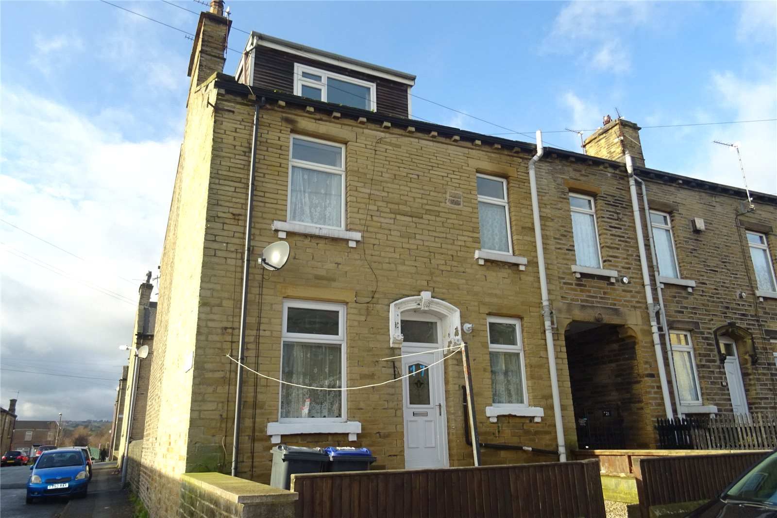 Yorkshire Terrace: Whitegates Bradford 2 Bedroom House For Sale In West Park