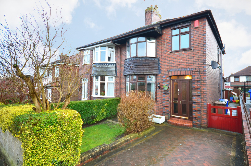 3 Bedrooms Semi Detached House for sale in Highfield Avenue, Normacot, Stoke-on-Trent ST3