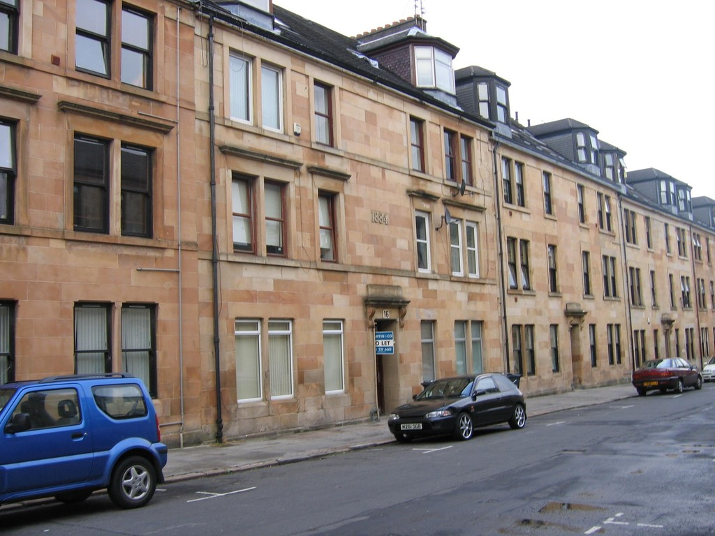 1 Bedroom Apartment Flat for sale in Argyle Street, Paisley PA1