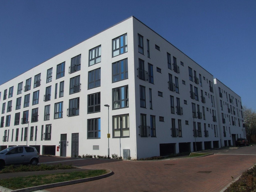 1 Bedroom Apartment Flat for sale in Salvisberg Court , Otto Road, Welwyn Garden City AL7