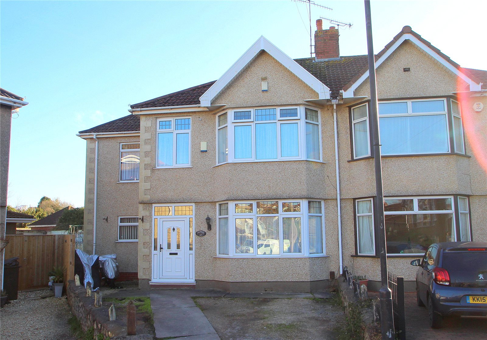 4 Bedrooms Semi Detached House for sale in Stella Grove Ashton BRISTOL BS3