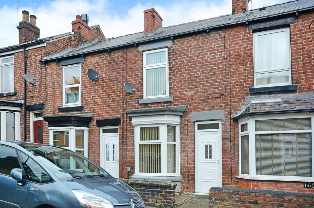 2 Bedrooms Terraced House for sale in Dykes Hall Road, Hillsborough, Sheffield S6
