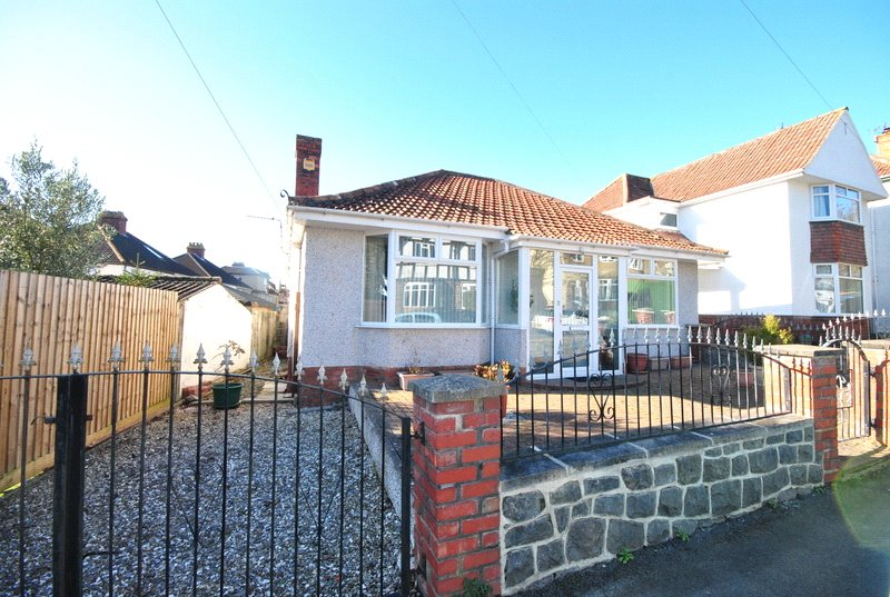 2 Bedrooms Bungalow for sale in Seabrook Road Milton Weston-super-Mare BS22