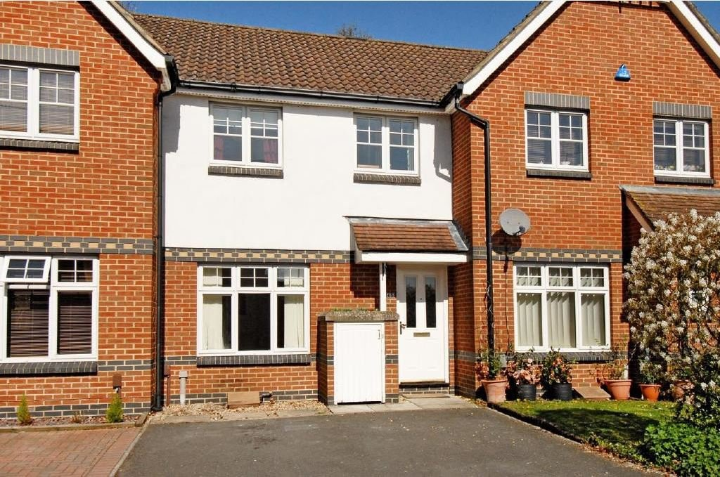 3 Bedrooms Terraced House for sale in Rooksdown, Basingstoke RG24