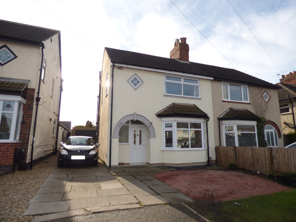 2 Bedrooms Semi Detached House for sale in Bardon Road, Coalville LE67