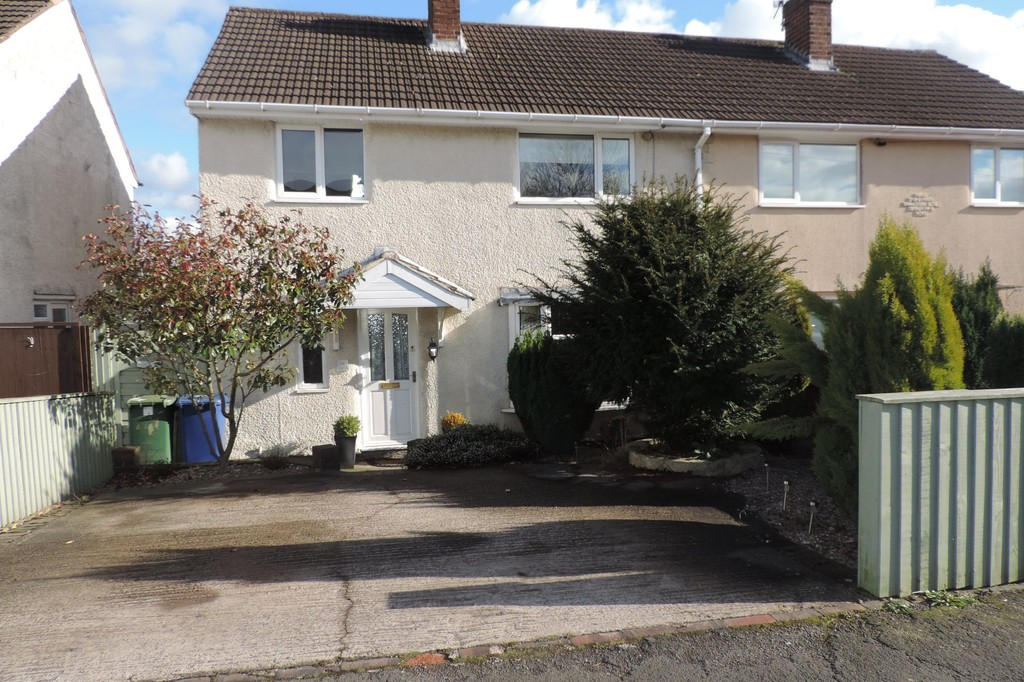 3 Bedrooms Semi Detached House for sale in Milton Road , Cannock WS11