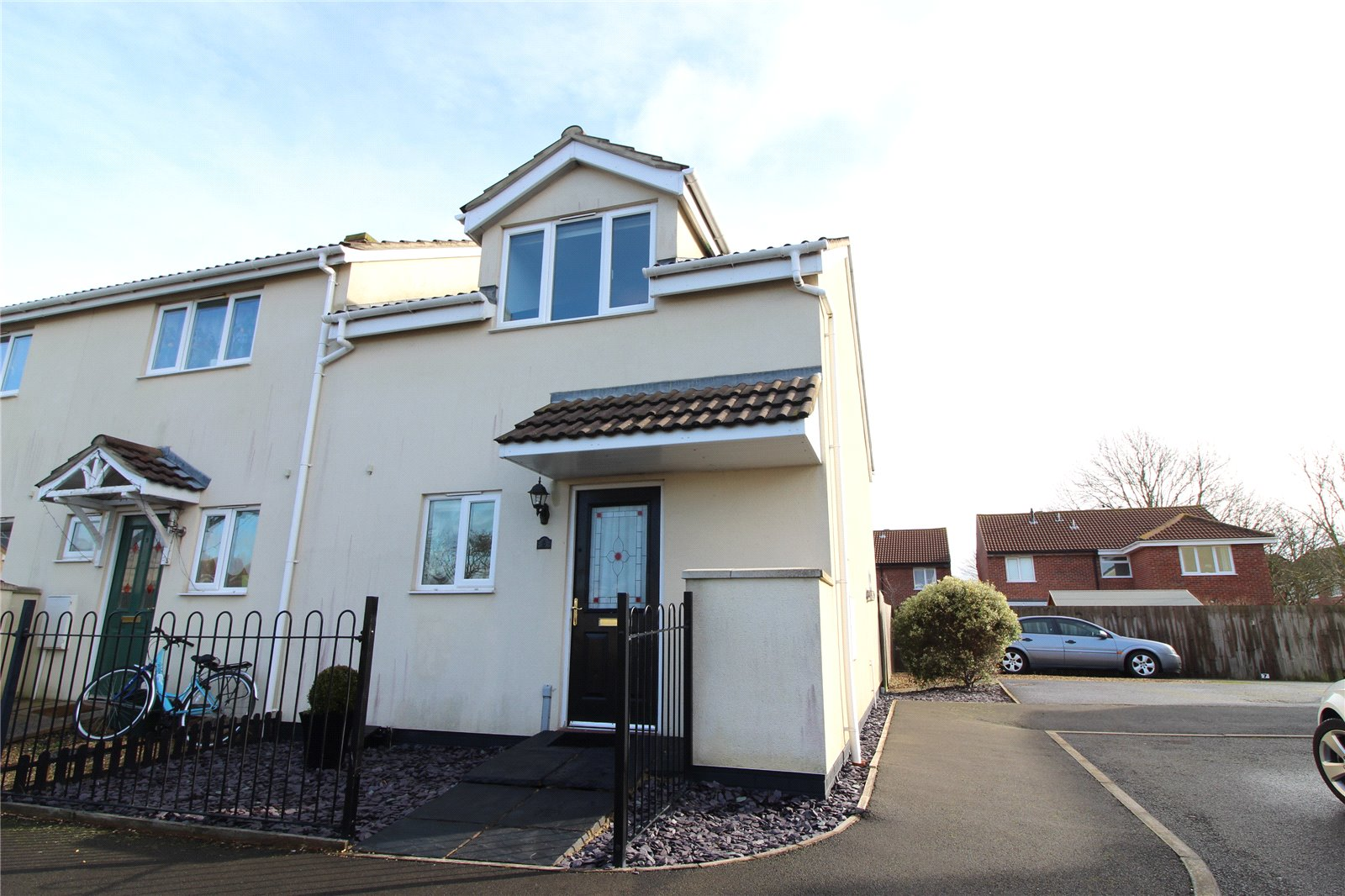 Cj Hole Burnham On Sea 3 Bedroom House For Sale In Raleigh Gardens Burnham On Sea Somerset Ta8