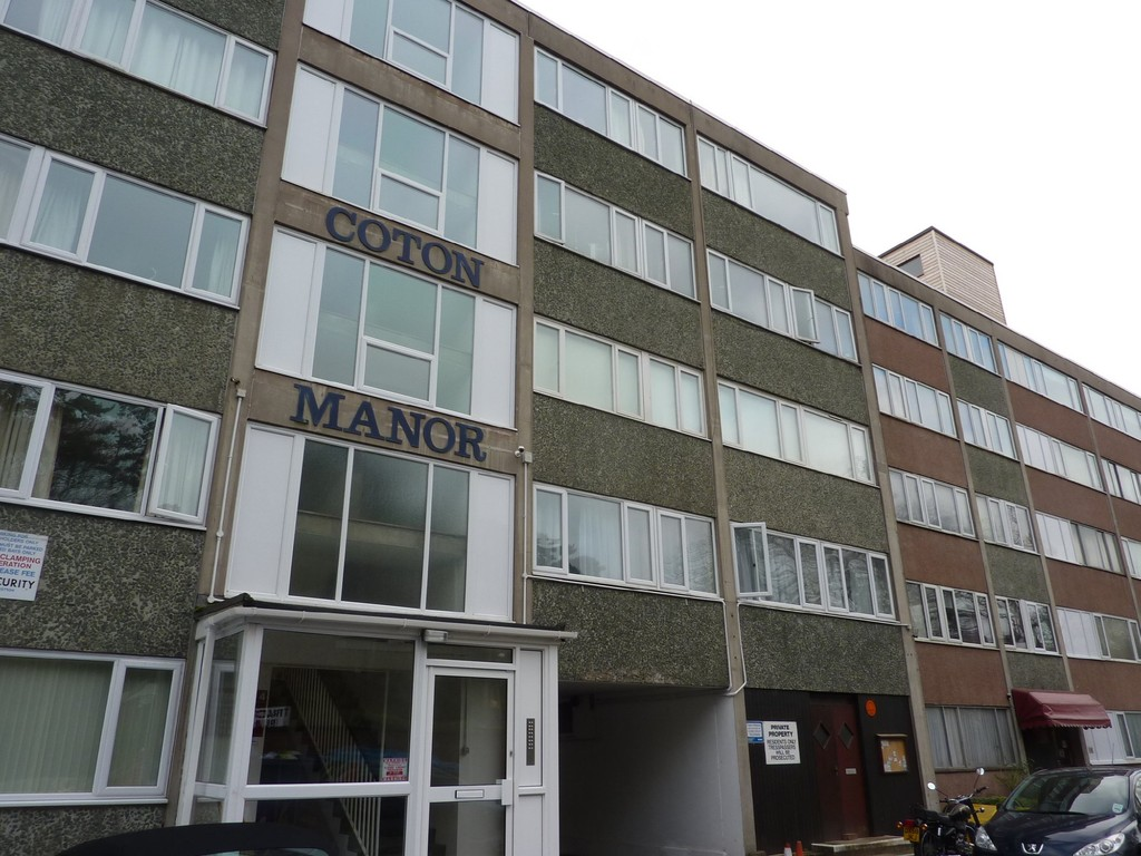 1 Bedroom Apartment Flat for sale in Coton Manor, Berwick Road, Shrewsbury SY1