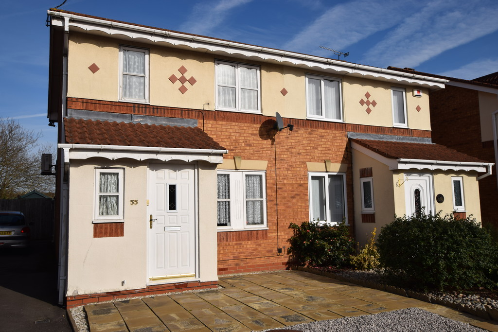 3 Bedrooms Semi Detached House for sale in Sunart Way, Nuneaton CV10
