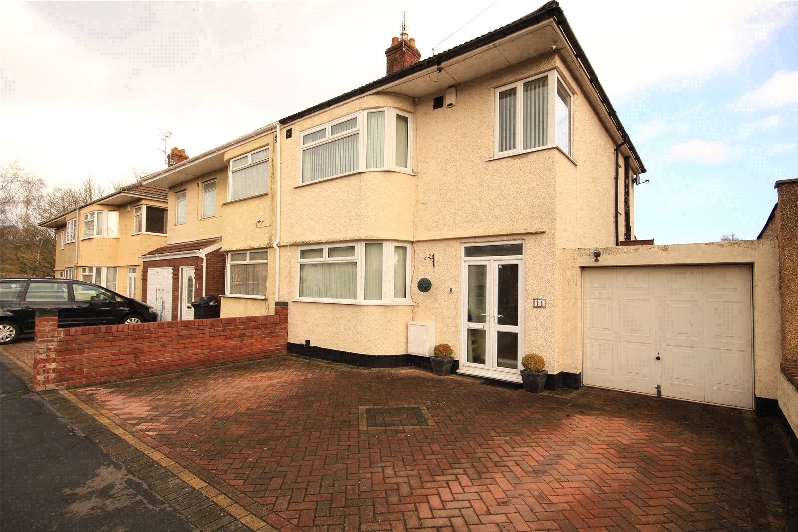 Cj Hole Downend 3 Bedroom House For Sale In Begbrook Lane