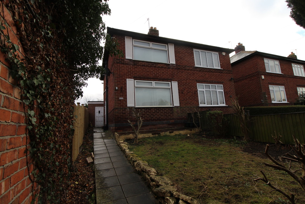 2 Bedrooms Semi Detached House for sale in Ogle Street, Hucknall NG15