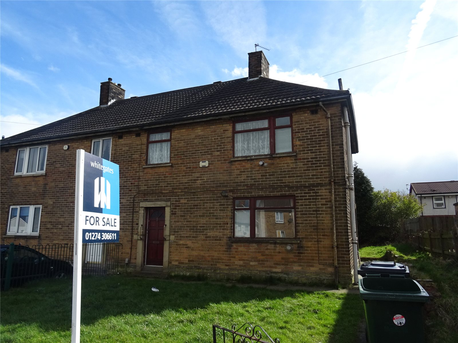 Whitegatesdford 3 Bedroom House For Sale Inley Roaddford West Yorkshire Bd2 Whitegates